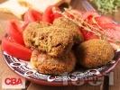 Рецепта Вегетариански кюфтенца от леща и гъби печурки печени на фурна